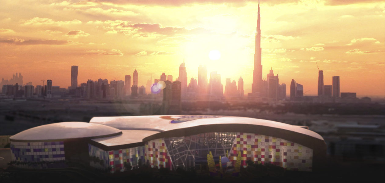 Voyage à Dubai : parc d'attractions IMG Worlds of Adventure