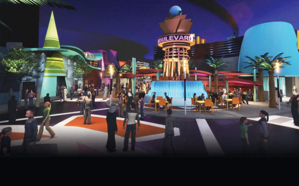 Ne mas manquer ce parc d'attractions lors de votre prochain voyage à Dubai