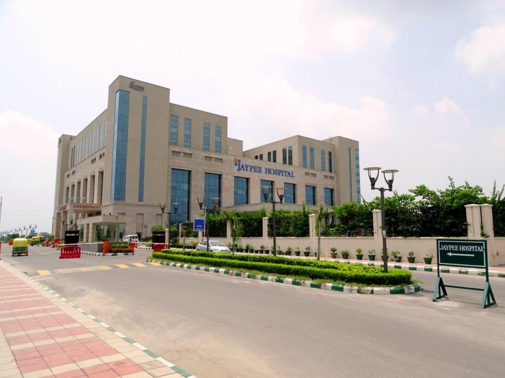 Une adresse à Noida(Inde) : Jaypee Hospital