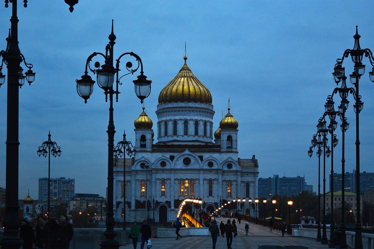 La cathédrale du Christ Sauveur : à visiter lors de votre voyage à Moscou