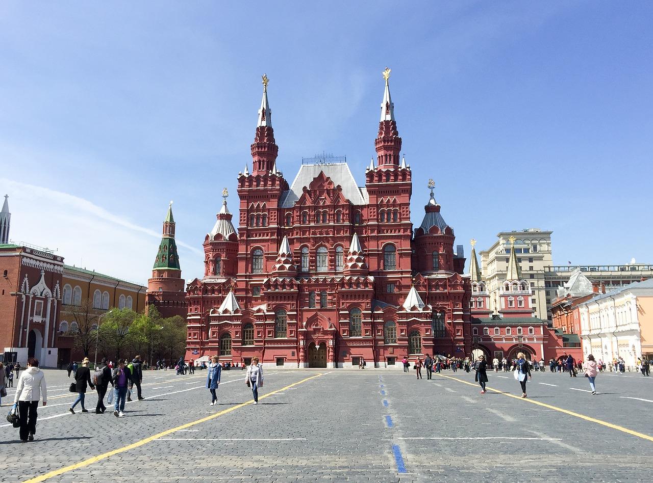 Voyage à Moscou : ne pas manquer la Place Rouge