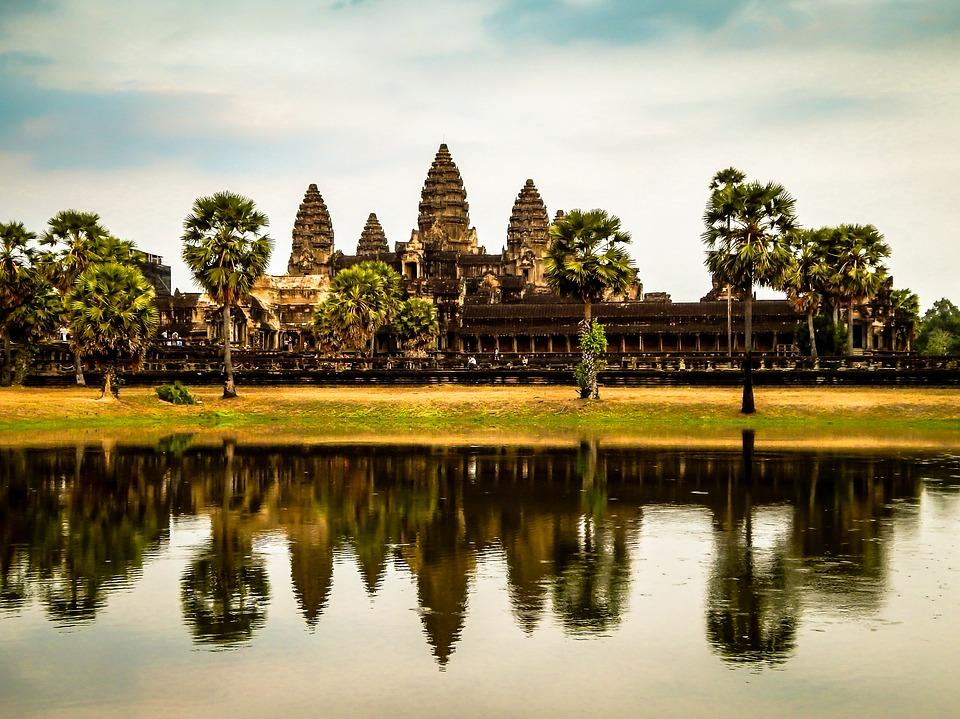 Voyages au Cambodge : merveilleux