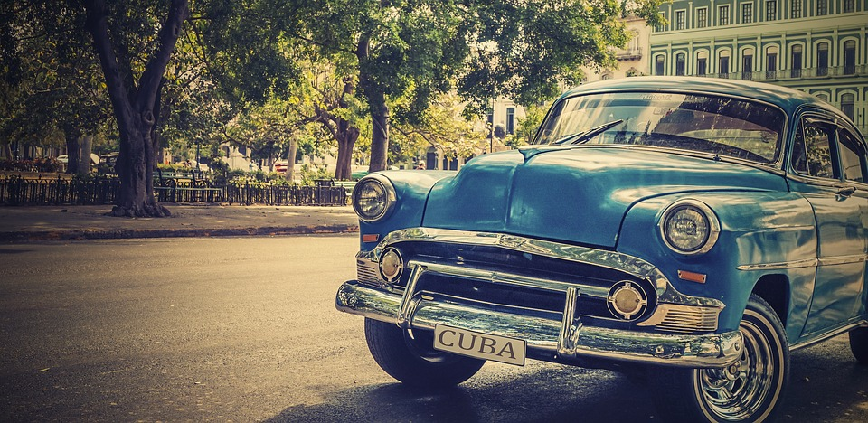 Flaner à Cuba